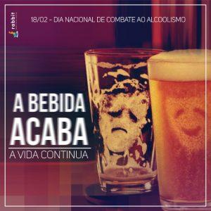 18 de fevereiro – Dia Nacional de Combate ao Alcoolismo