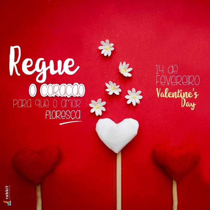 14 de fevereiro – Valentine's Day